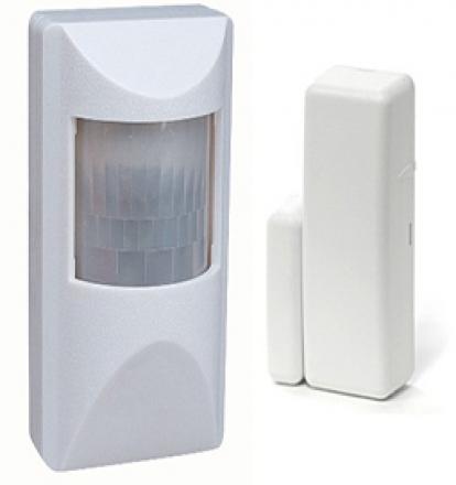 Wireless alarm los angeles